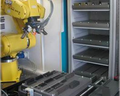 robot de chargement fanuc le profil numerique