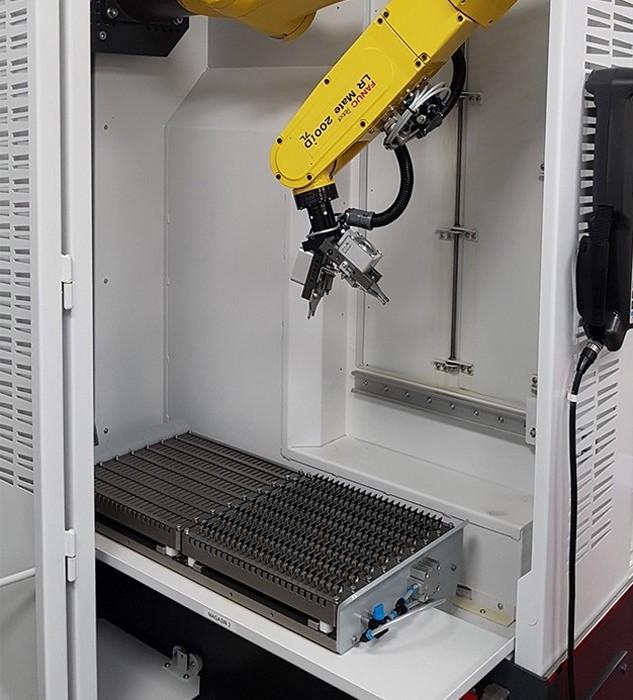 Robot de chargement Fanuc